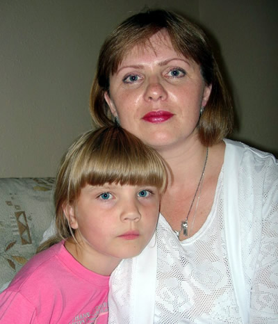 child for adoption in Russia
