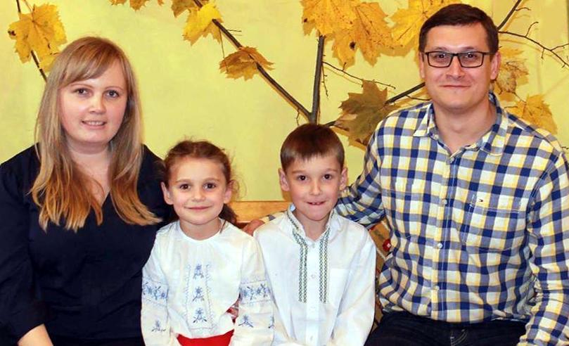 child for adoption in Ukraine